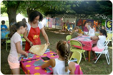 Stages mosaïque pour enfants - Bordeaux, La CUB