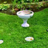 «Orar» – Vasque & tableau de sol
