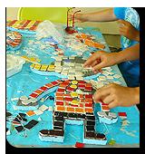 La mosaïque, une activité ludique et créative pour les centres de loisirs, associations, écoles...