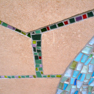 Décor mural (détail)
