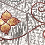Sol arcachonnais (détail)