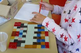 En pleine création – Atelier Enfants
