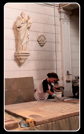 La Mosaïque des Ages, maison de retraite de Saint-Macaire