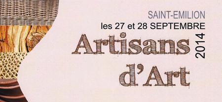 Artisanat d'art à Saint-Emilion