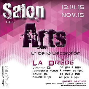 Salon des Arts et de la Décoration 2015 - La Brède