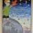 Mosaïque murale Le Petit Prince, école maternelle Antoine de Saint-Exupéry, Libourne – 120x150cm